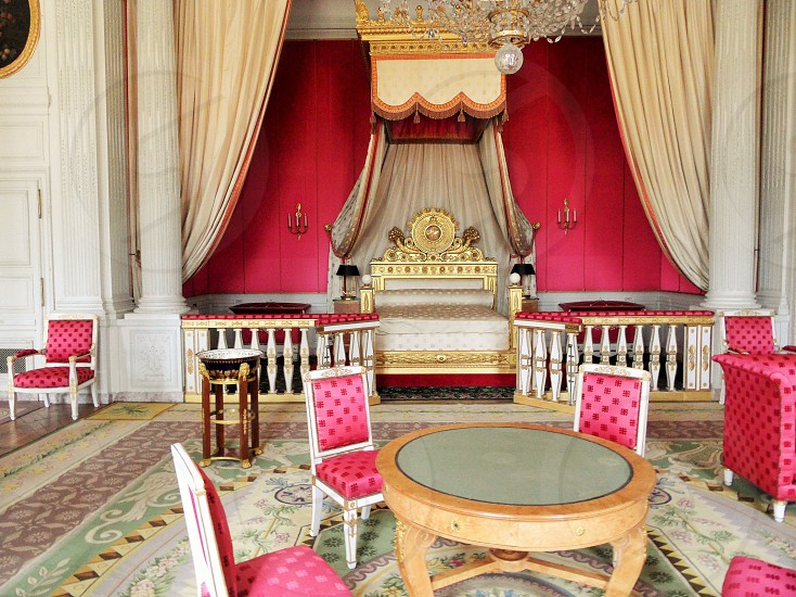 Royal Room in Versailles  photo