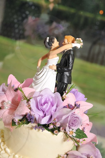 Wedding Cake Topper photo