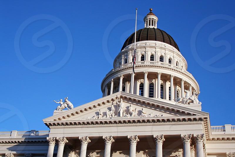 State Capitol Sacramento California photo