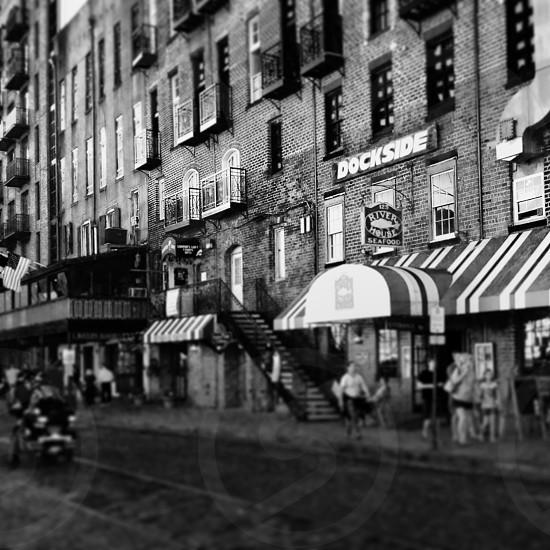Savannah River Street photo