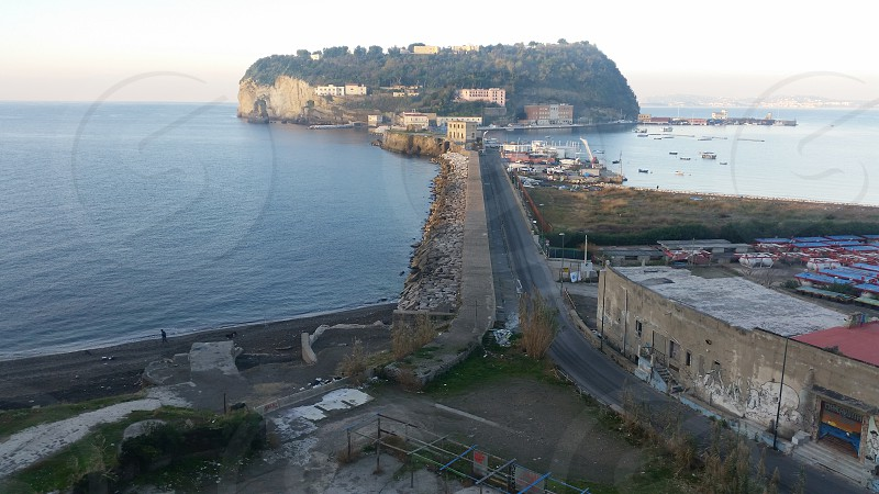 Nisida dal belvedere Posillipo photo