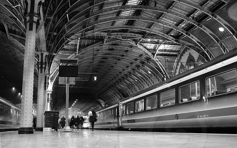 Paddington Station London photo