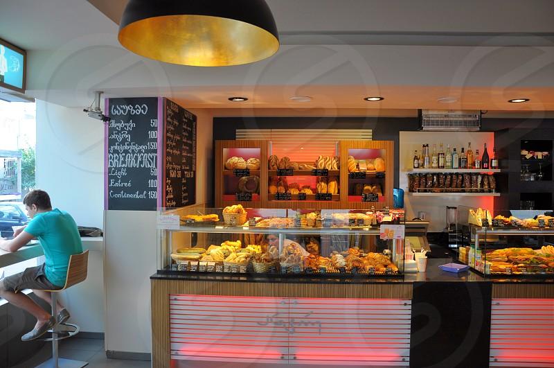 bakery interior photo