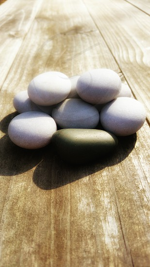 Stones. photo