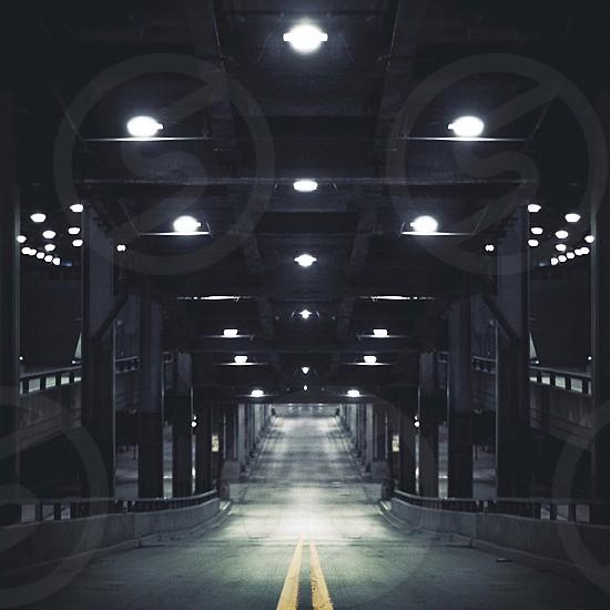 Gotham Batman Chicago street urban Chicago symmetry composition Instagram moody  photo