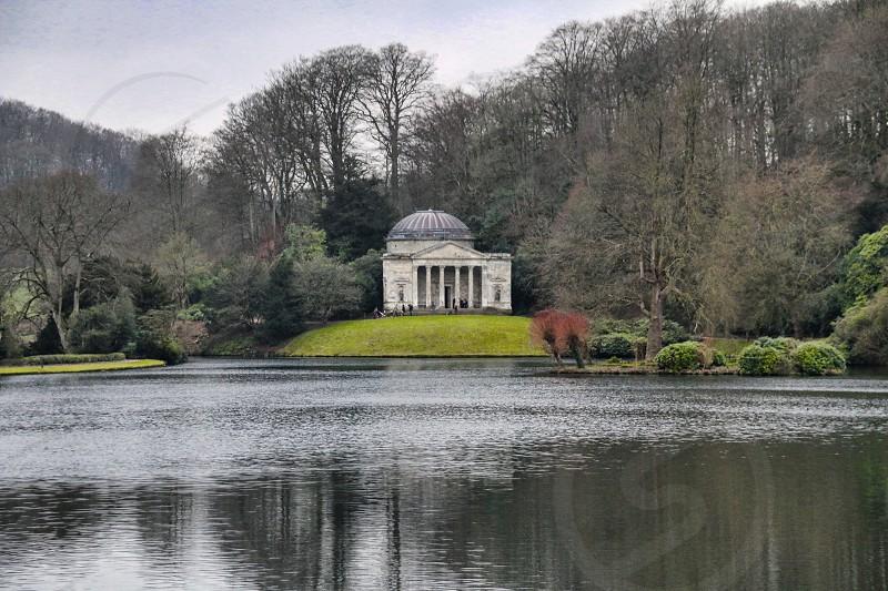 Stourhead Park Wiltshire photo