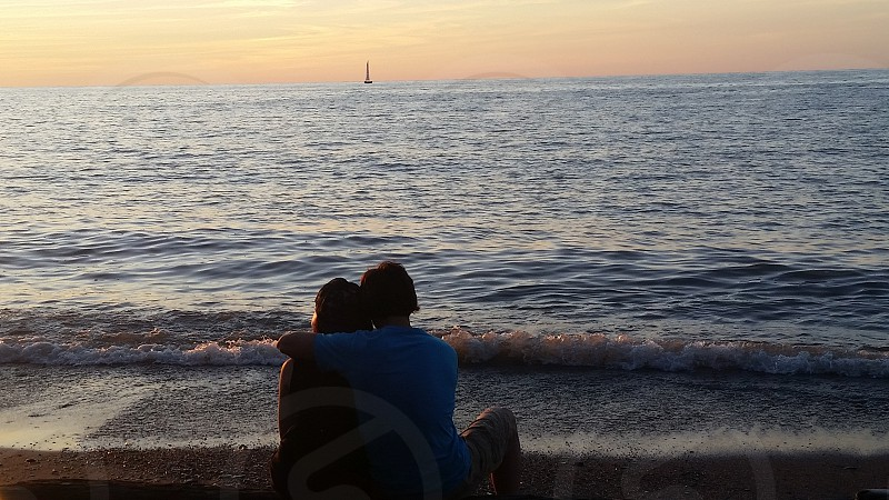love at Lake Erie photo