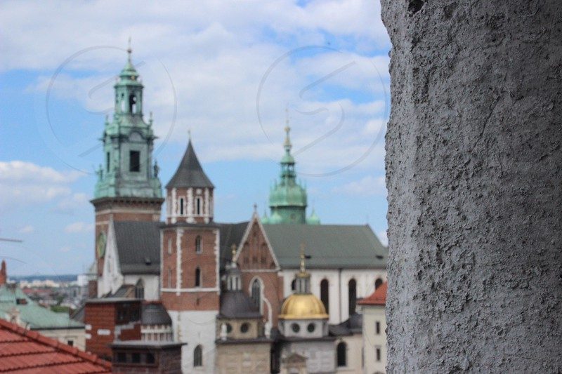 Wawel Castle.krakow Poland   photo
