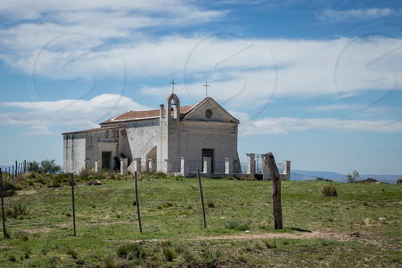 rural church photo