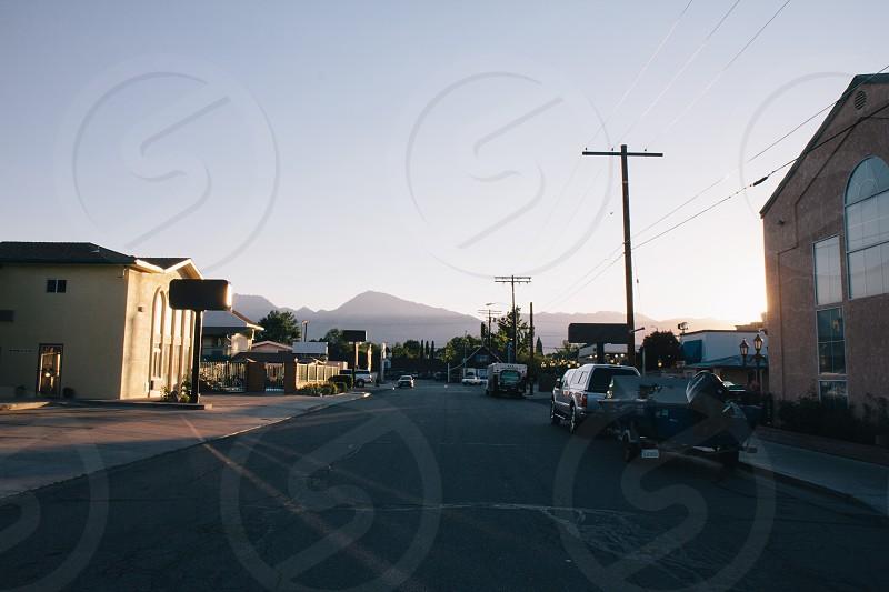 A photo taken in Bishop California. photo