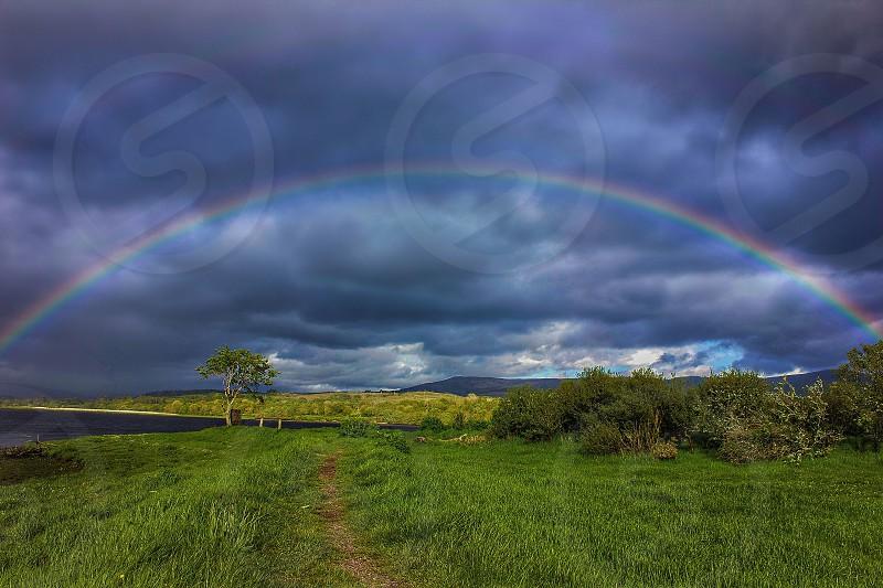 view of rainbow photo