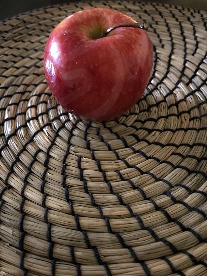 Snack apple healthy  photo