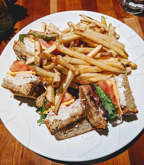 The Club Sandwich photo