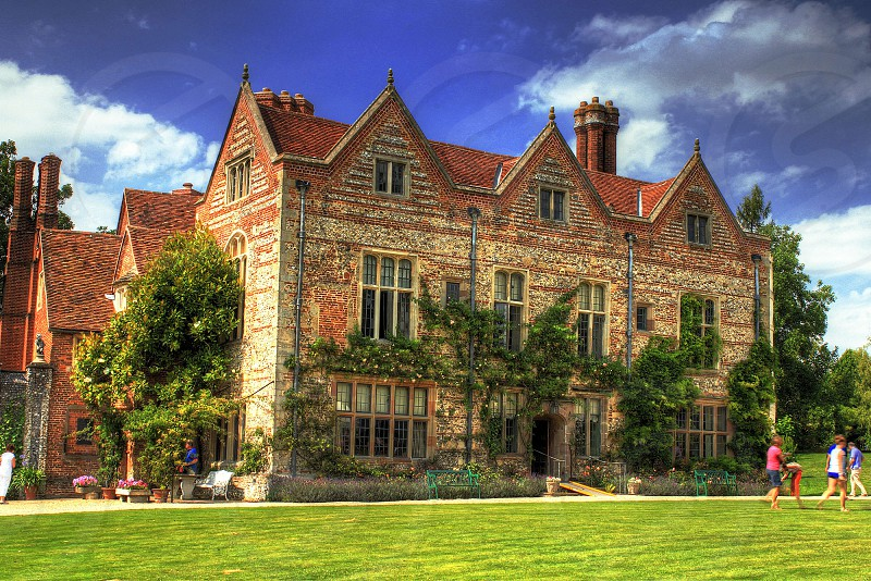 Stunning country house photo