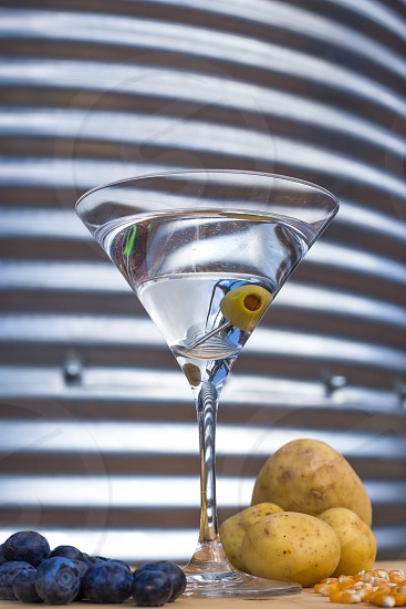 Updated Vodka Martini Hero shot.  NOTE: Due to Snapwire's compression of uploaded images colors and contrast are dulled in preview image.  photo