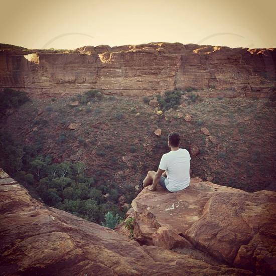 Kings Canyon NT Australia photo