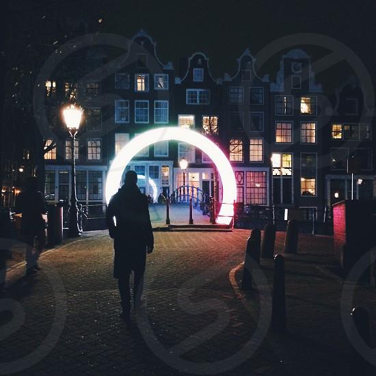 Light Festival Amsterdam  photo