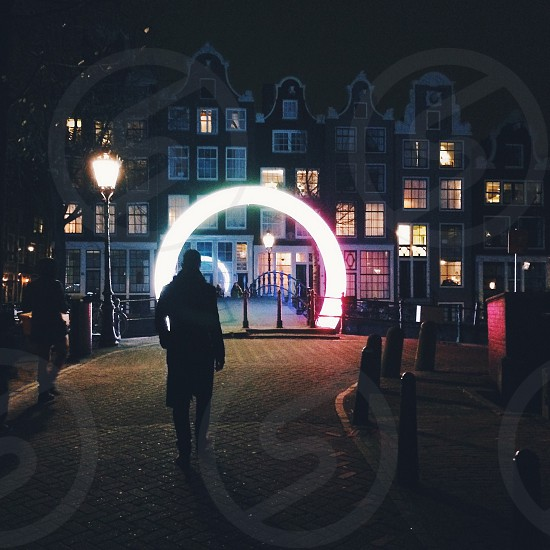 Amsterdam light festival! photo