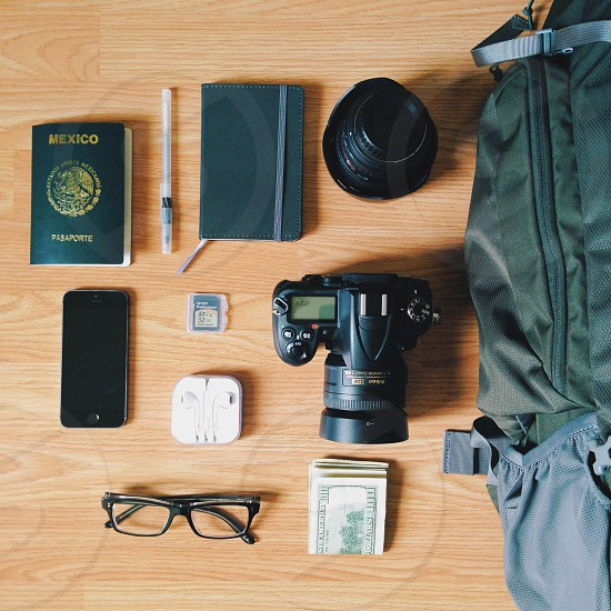 Travel Essentials  photo