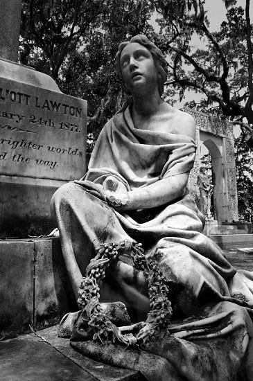 Bonaventure Cemetery Savannah Georgia photo