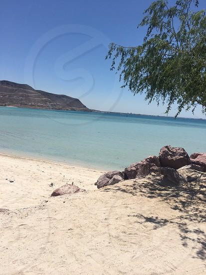 Sand beach ocean Mexico heaven tropical Marlo Tuller photo