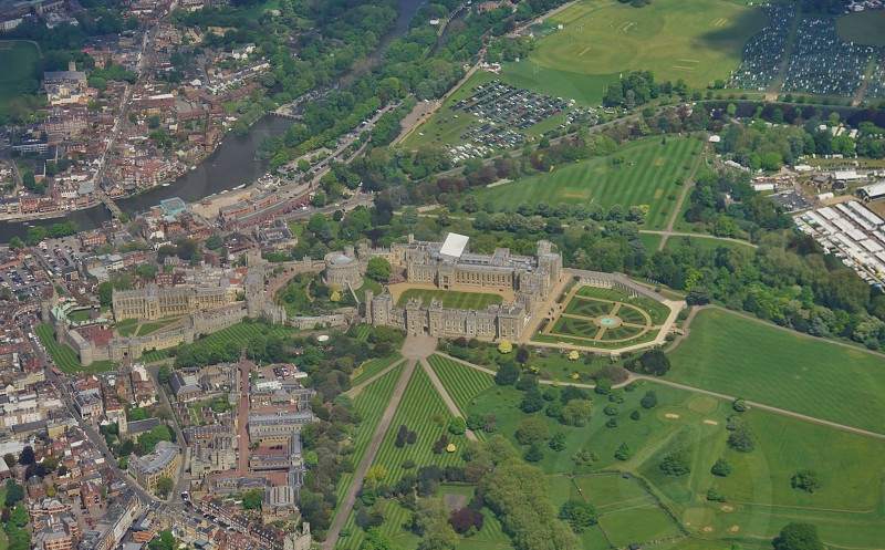 Windsor Castle - County of Berkshire United Kingdom photo