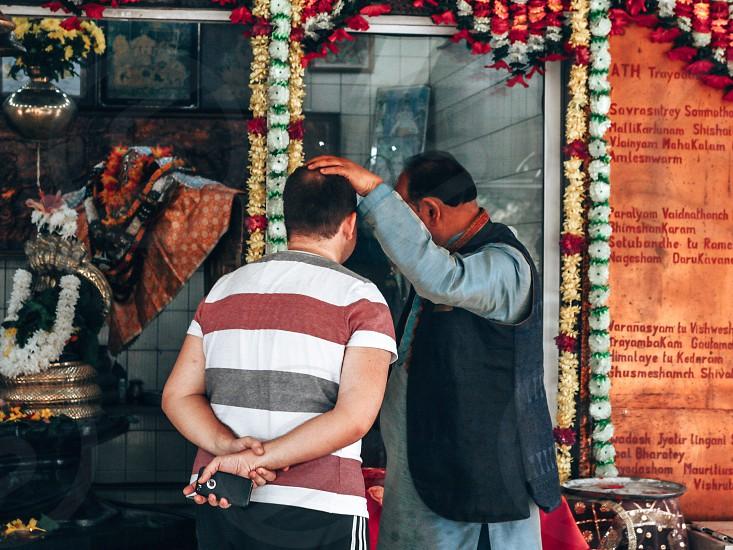 Religious rituals photo
