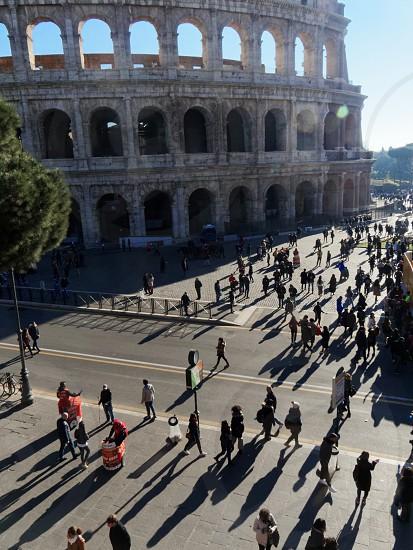 Colosseo Roma Italia. 2016 www.costangelo.com photo