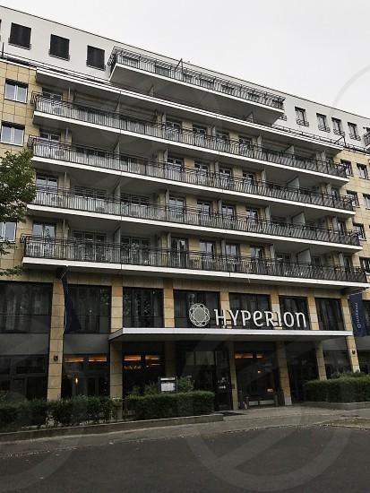 Hyperion hotel Berlin albergo  photo