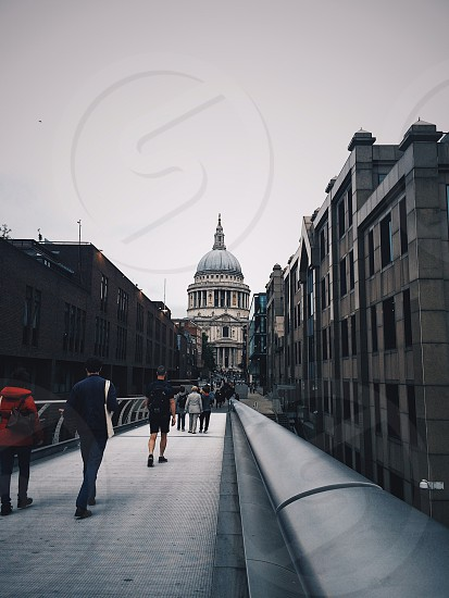 London St. Paul's cathedral  photo