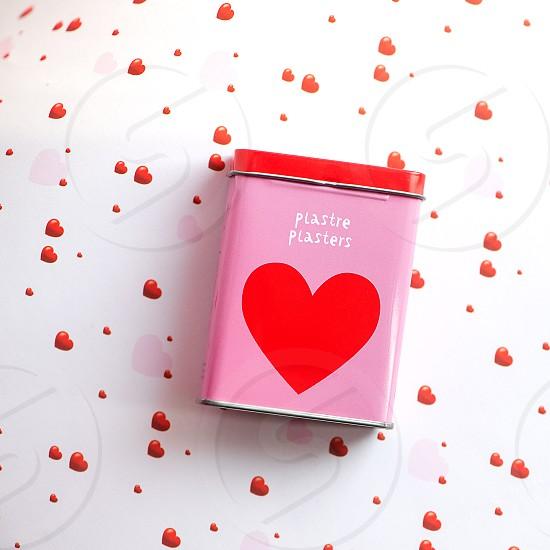 Happy Valentines Day Background photo