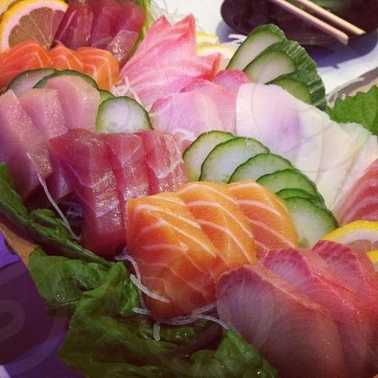 Sashimi Deluxe photo