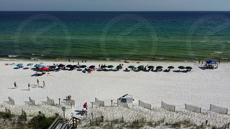 Destin Florida Gulf Coast beach photo