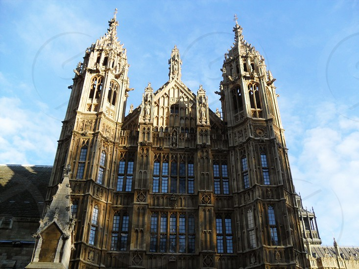 Palace of Westminster London photo