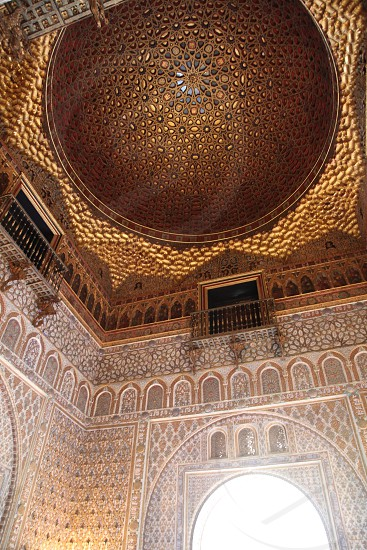 The Royal Alcazar Seville Spain photo