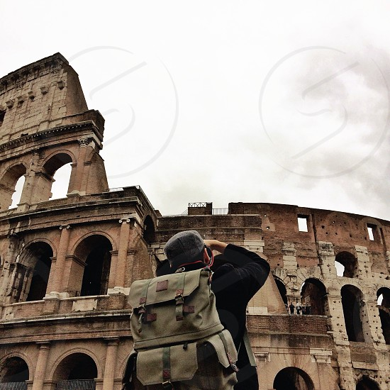 The Colosseum photo