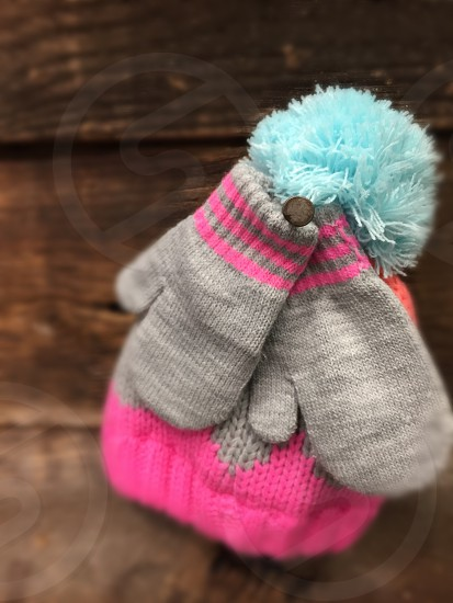 Hat and Gloves Sets for Kids photo
