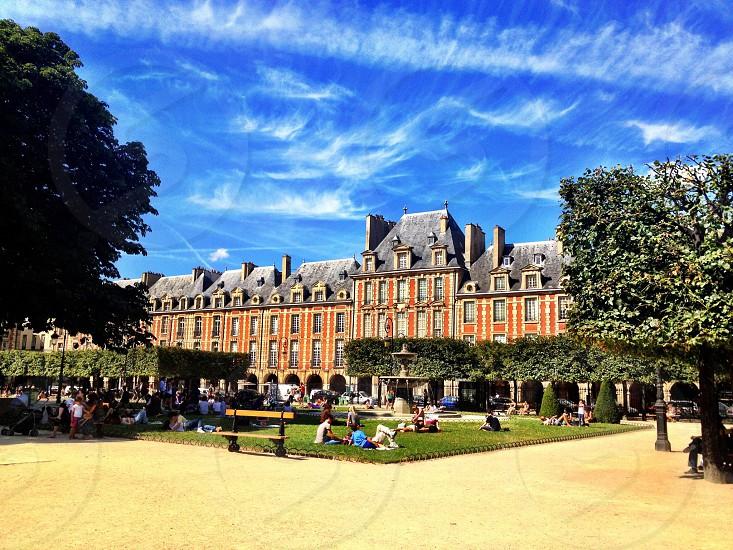 Paris France. photo