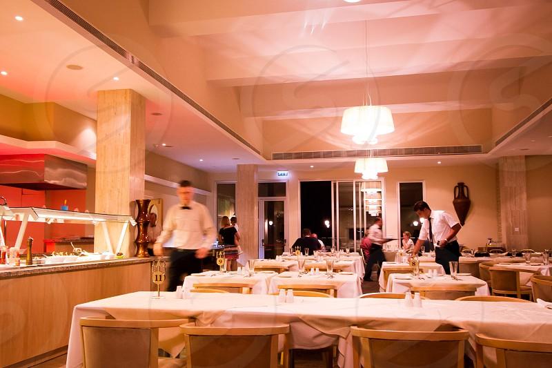 Dinning hall photo