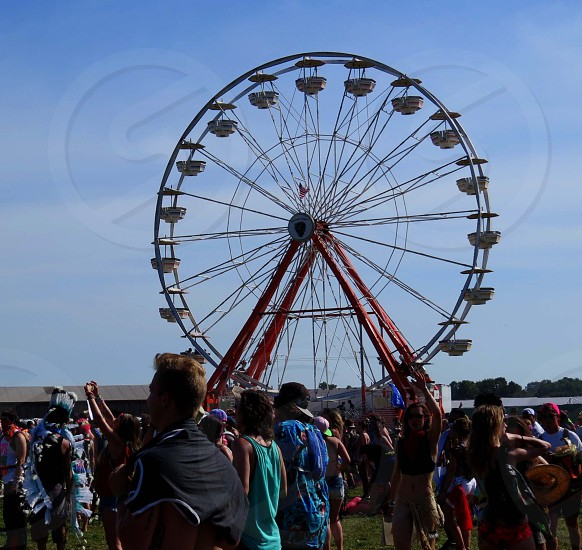 Electric Forest Music Festival Michigan photo
