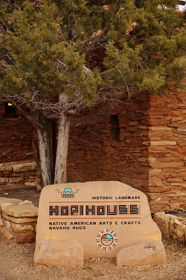 The Hopi House in Grand Canyon National Park photo
