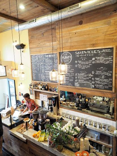 Plenty Cafe - Interior photo