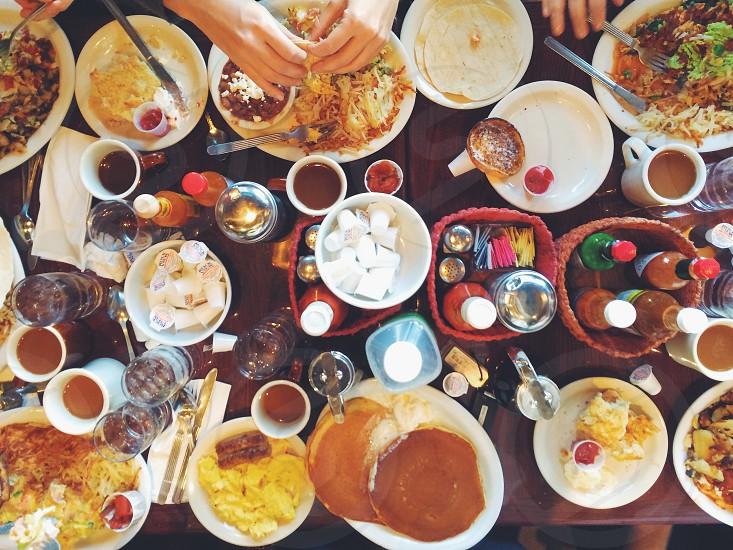 food on photo