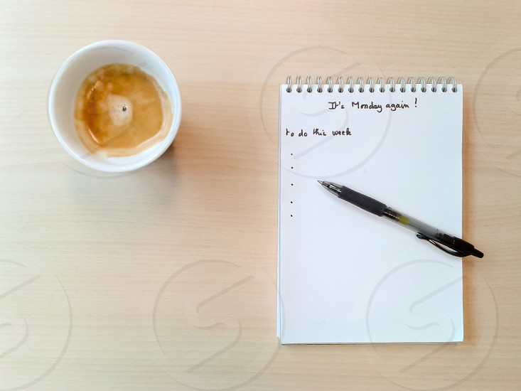 It's Monday again !
