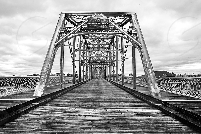 Walnut Street Bridge Chattanooga TN photo