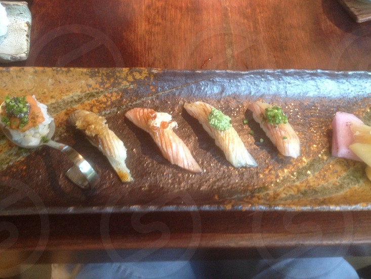 4 fish fillets photo