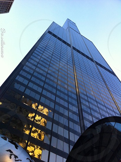 Willis Tower also known as Sears Tower photo