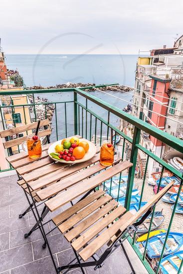 Riomaggiore  cinque terre  Liguria  Italia  photo