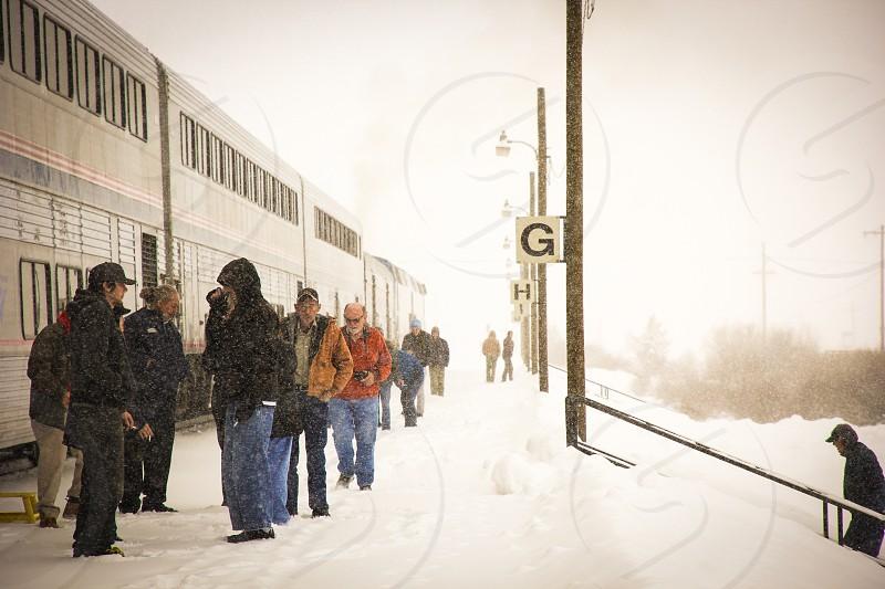 @California Zephyr Railway Colorado photo