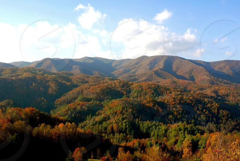 North Carolina in the Fall photo